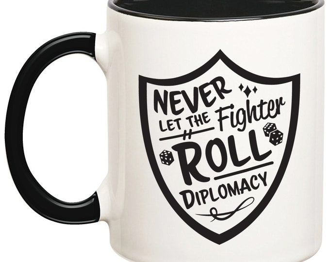I'm The Dungeon Master Mug