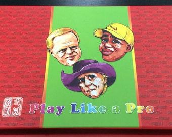 Golf Mahjong - Play like a Pro!