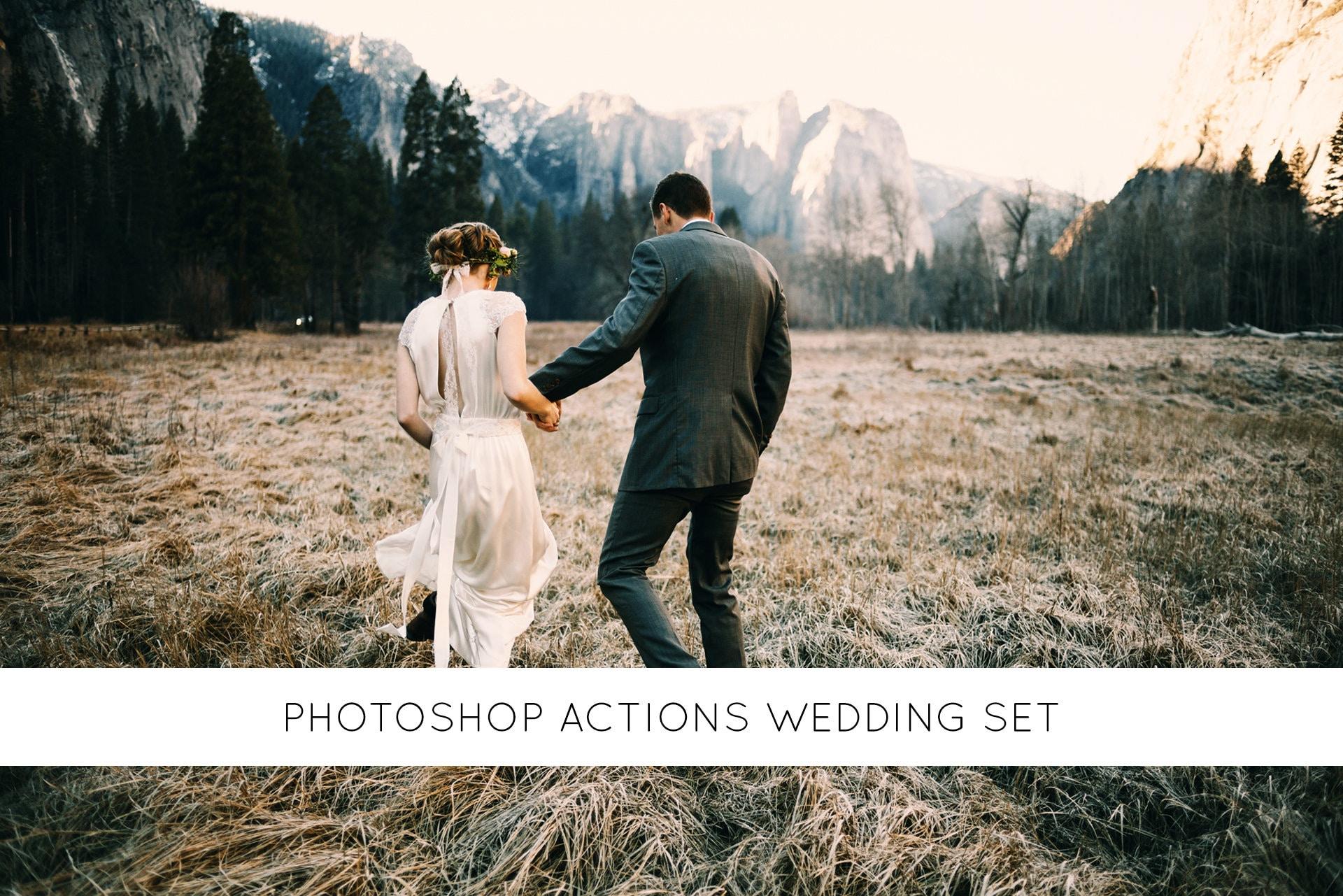 Hochzeit-Filter Photoshop-Aktionen die Hochzeit Hochzeit   Etsy