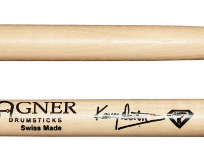 Agner Drumsticks Signature Sticks Kerry Denton Hickory