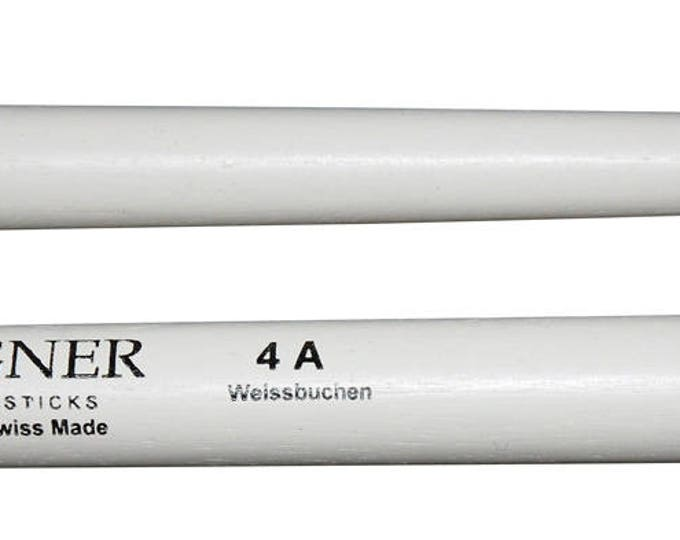 Agner Drumsticks Marching 4a White