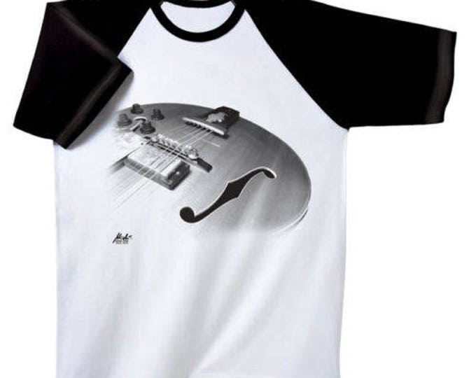 Rock You music T shirt guitar e classic S M L XL XXL