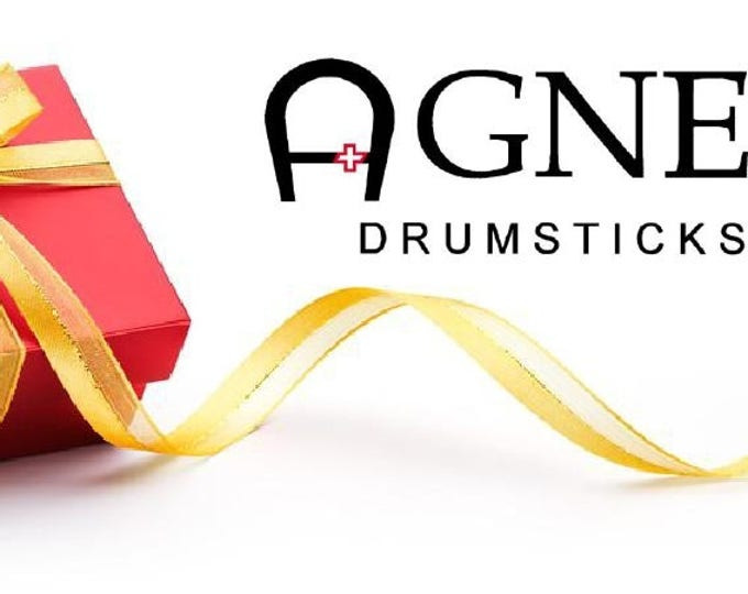 Agner Drumsticks Surprise Box Package medium