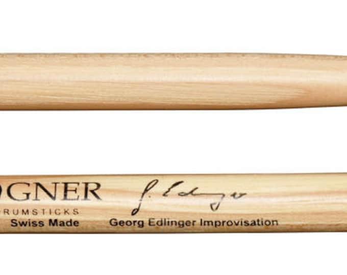 Agner Drumsticks Signature Sticks Edlinger Georg Hickory