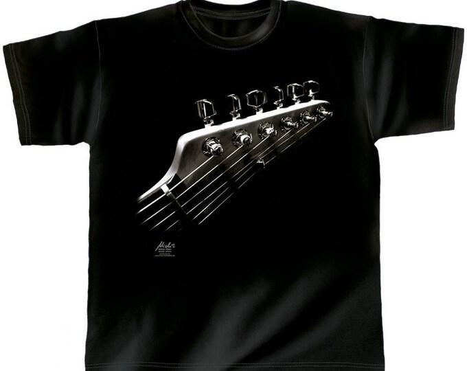 Rock You music T shirt Selescop head S M L XL XXL