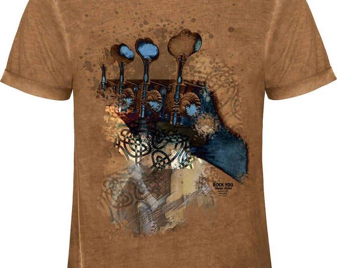 Rock You music T-shirt mystical bass S M L XL XXL