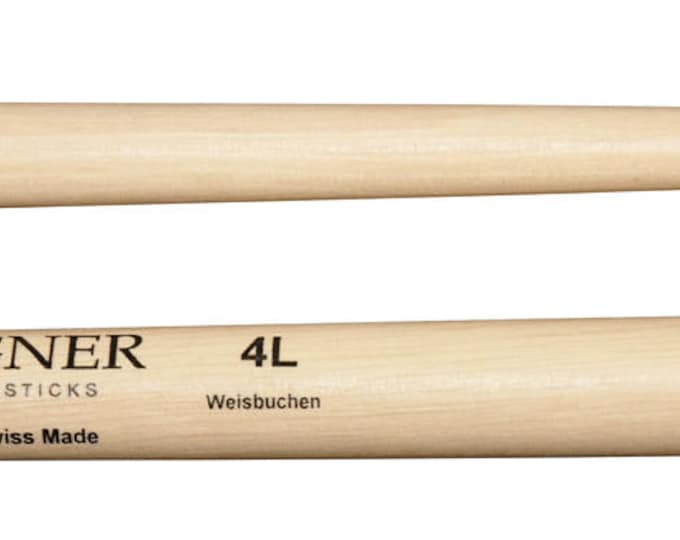 Agner Drumsticks Marching No 4l Hornbeam
