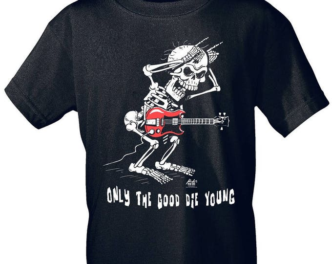 Rock You music T shirt the good S M L XL XXL