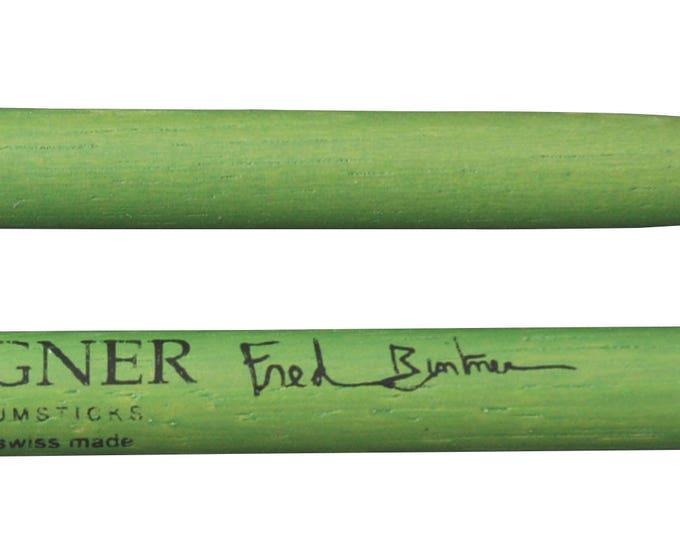 Agner Drumsticks Signature Sticks Fred Bintner Hickory