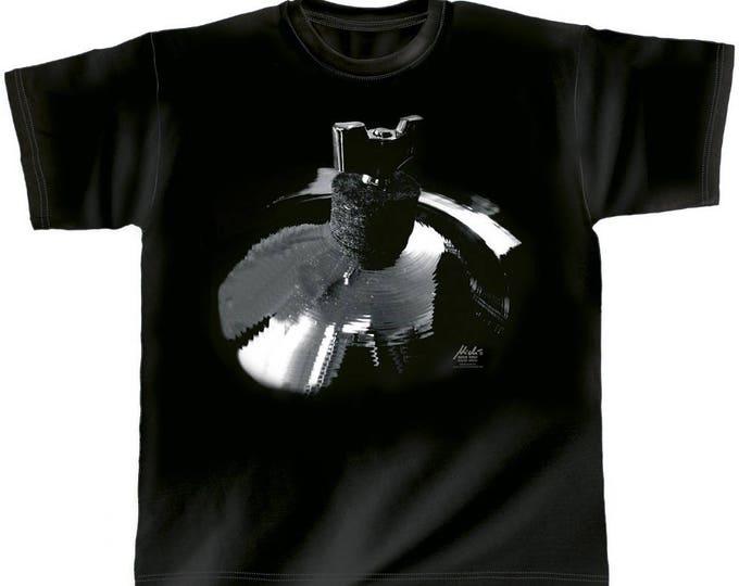 Rock You music T shirt surfing cymbal S M L XL XXL