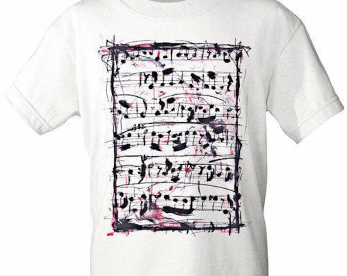 Rock You music T shirt nob note S M L XL XXL