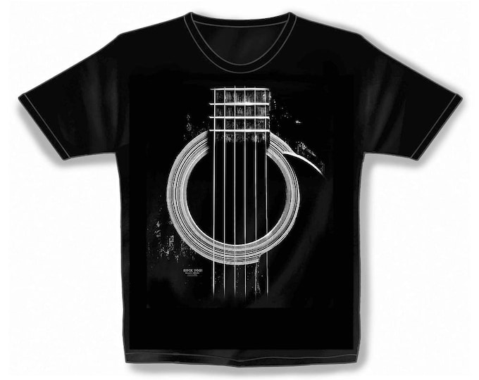 Rock You music t shirt black Hole Sun 2.0 S M L XL XXL