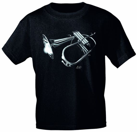 Rock You music t shirt trumpet s M L XL XXL