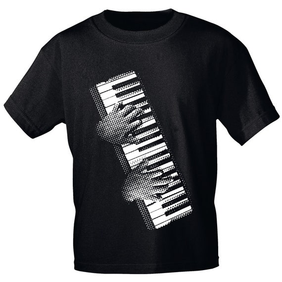 Rock You music T shirt piano player S M L XL XXL
