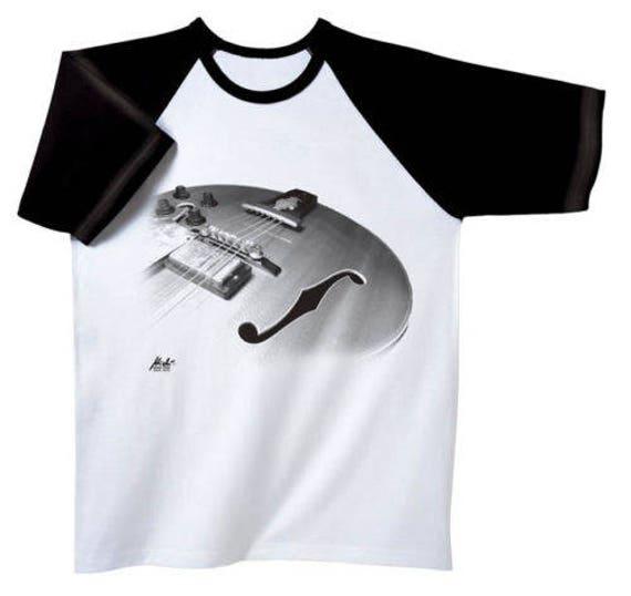 Rock You music T shirt guitar e classic S M L XL XXL