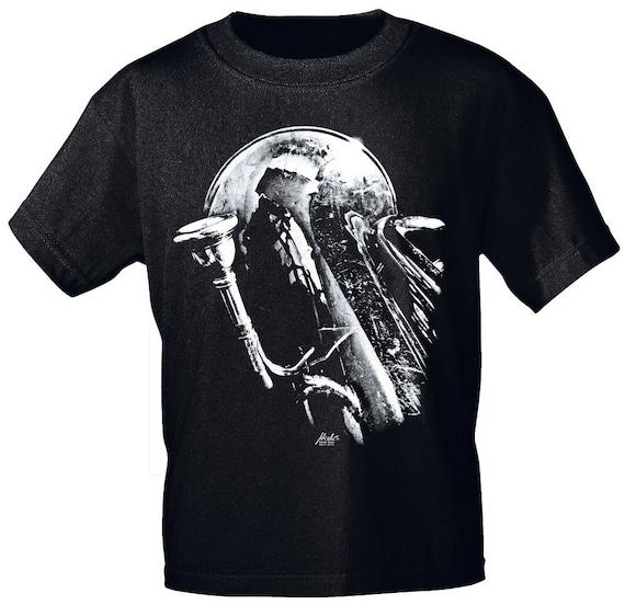 Rock You music t shirt tuba S M L XL XXL