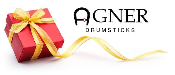 Agner Drumsticks Surprise Box Package large