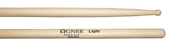 Agner Drumsticks Light Maple