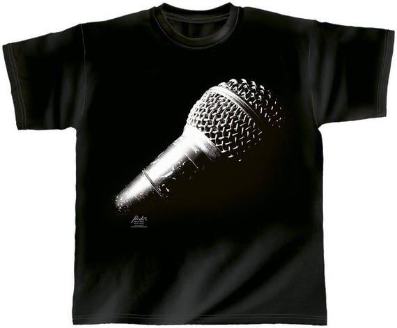 Rock You music T shirt Planet Voice S M L XL XXL