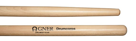 Agner Drumsticks Marching Drumcorps Hickory