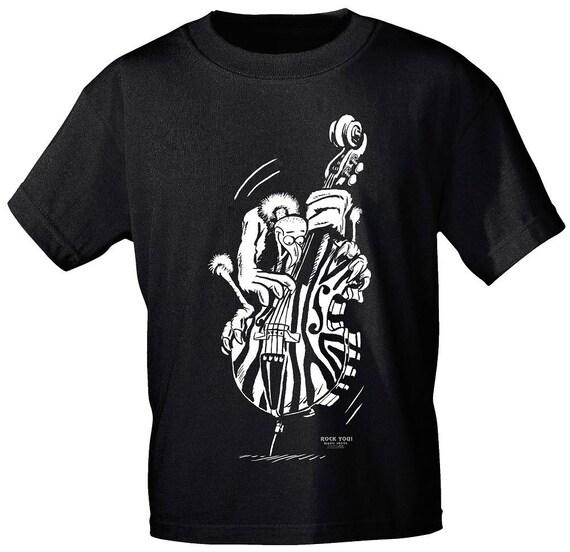 Rock You music T shirt bass vulture S M L XL XXL