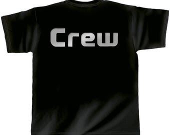 Rock You music T shirt crew Jack plug S M L XL XXL