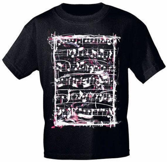 Rock You music T shirt Nobl note S M L XL XXL