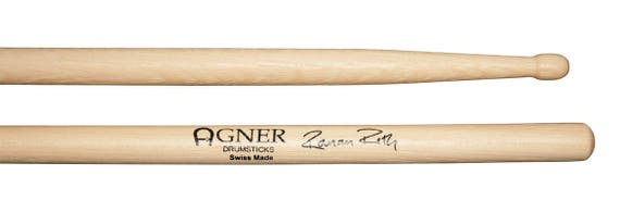 Agner Drumsticks Signature Sticks Roth Roman Hickory