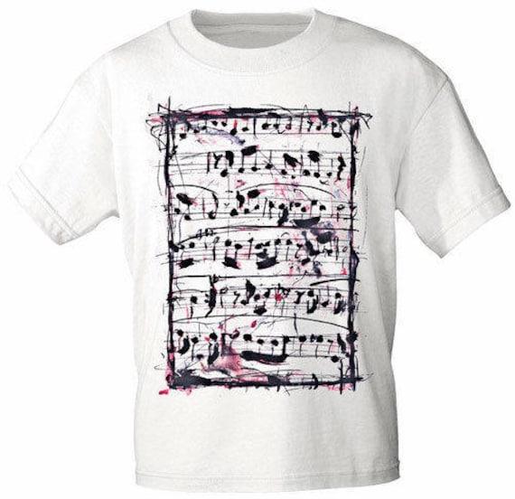 Rock You music T shirt nob note S M L XL XXL