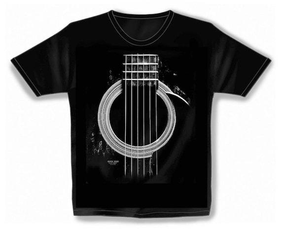 Rock You music t shirt black Hole Sun 2.0 S M L XL XXL