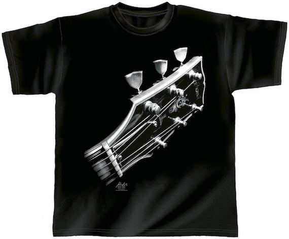 Rock You music T-shirt cosmic guitar S M L XL XXL
