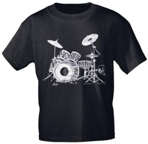 Rock You music T shirt drum s M L XL XXL