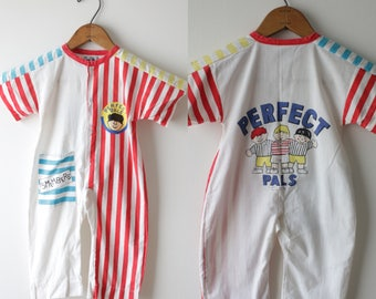335a7636f0 CLEARANCE -Perfect Vintage 12 Months Baby PJs