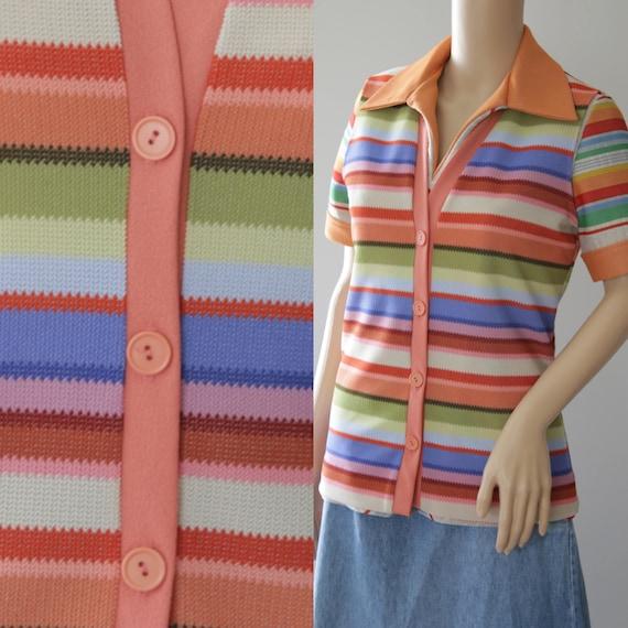 SALE  - Groovy 70's Vest