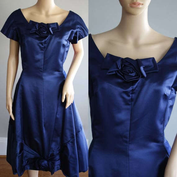 SALE   -Fascinating 50s/60s Gown/Prom Dress/ Eveni