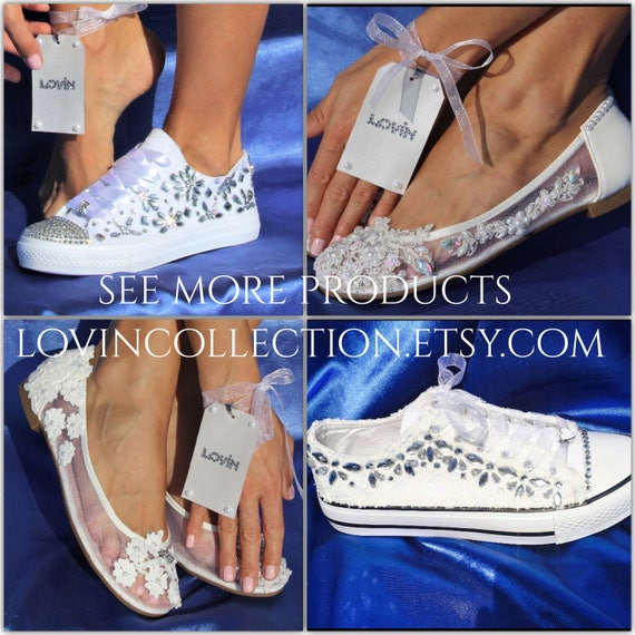 wedding Converse Converse Chuck White Converse bridal top Wedding Custom All Lace bride Wedding Converse Taylor low Wedding for for starts f5wqHxFw