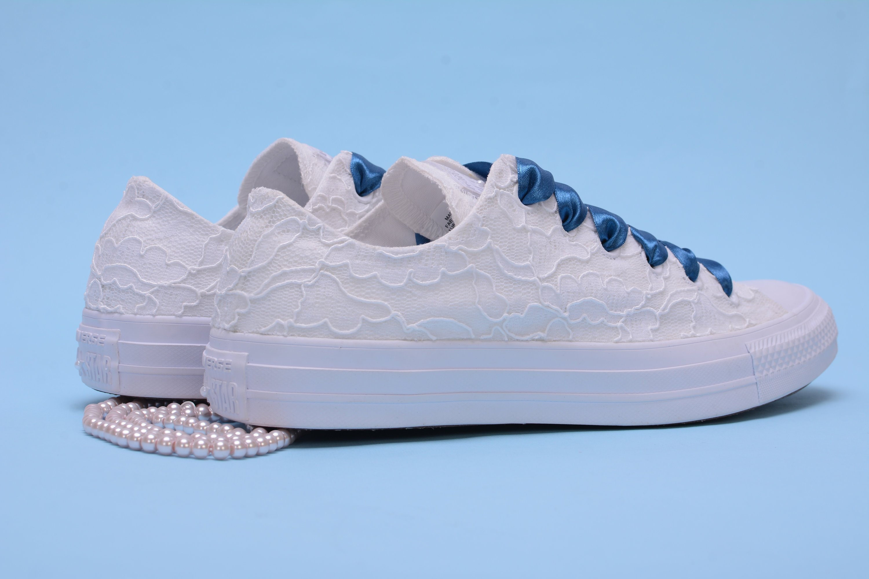 3c337ab4d3fd White Lace Converse Shoes For Bride