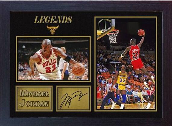 3abadbe88b2 Michael Jordan NBA signed autograph Basketball Memorabilia