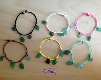 Bracelets with charms sea glasses-Sea glasses charms bracelets