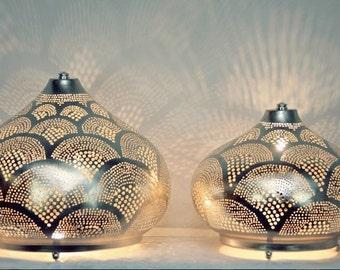 Arabic Floor lamp, Large and XLarge, Arabic brass lamp, Arabic style hanging lamp, Middle East decor, shadow lamp, Custom floor lamp