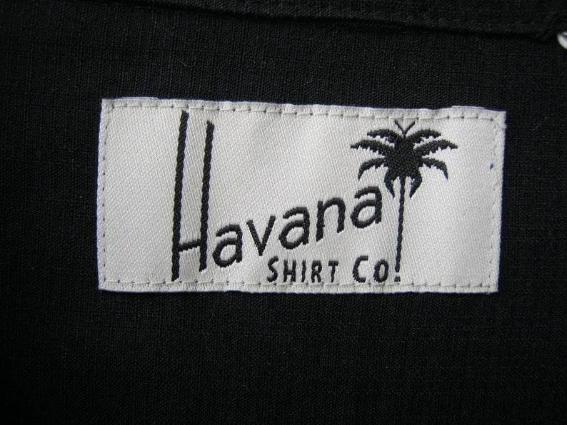 Guayabera Camp Bowling Vintage Havana Shirt Co- Cubavera Retro Hip