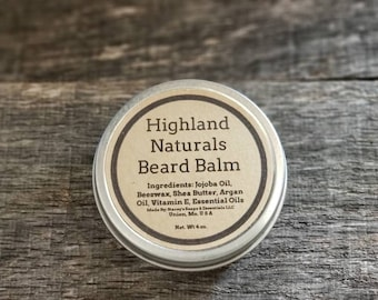 Beard balm | Etsy