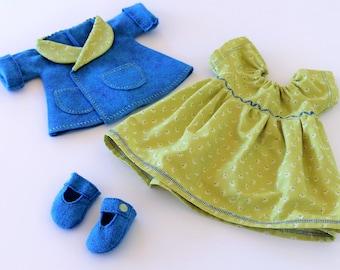 Puppen Mantel, Puppen Schuhe, Puppen Mantel, Der Puppe Kleid, Wolle Filz  Jacke, Benutzerdefinierte Gemacht Oder Bereit, Post, 16 18 Zoll Puppen  Outfit,