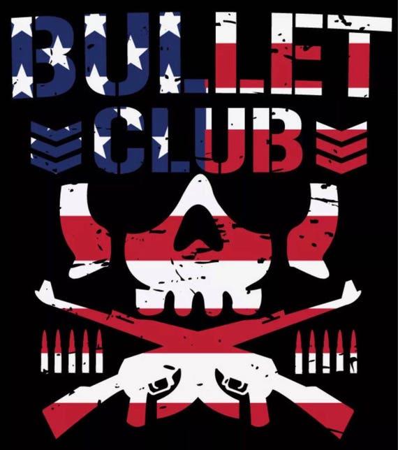 Bullet Club Cody Rhodes American Nighmare Young Bucks Elite Car Decal NJPW WWE