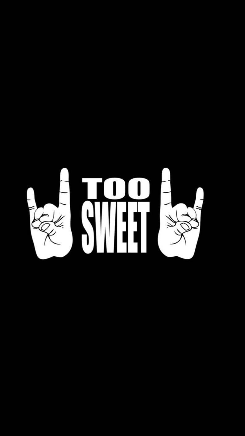 61681f5c4fe5 Bullet Club Young Bucks NWO Too Sweet Wolfpack car vinyl decal Cliq wwe  njpw elite
