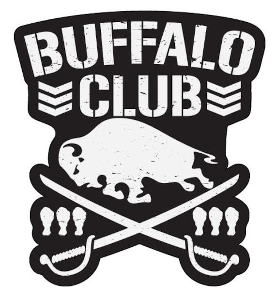The Bullet Club Decal Kenny Omega Young Bucks Villain Vinyl Car Njpw Elite Wwe Kenny Omega Young Bucks Villain