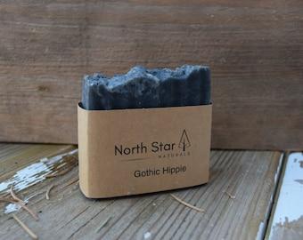 Tea and Charcoal Natural Soap