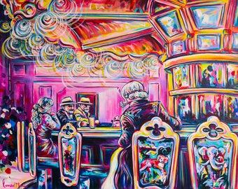 The Historic Carousel Bar