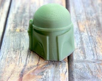 Boba Fett Soap   Star Wars Soap   Star Wars Bathroom   Nerdy Soap   Star Wars Gifts   Star Wars Party Favors   3D Soap