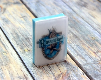 Ravenclaw Soap Bar   Harry Potter Soap   Harry Potter Crest   Nerdy Soaps   Harry Potter Bathroom   Harry Potter Gifts   Party Favors